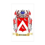 Erlichson Sticker (Rectangle 50 pk)