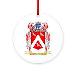 Erlichson Ornament (Round)