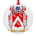 Erlichman Round Ornament
