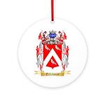 Erlichman Ornament (Round)