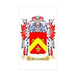 Erickssen Sticker (Rectangle 50 pk)