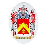 Erickssen Ornament (Oval)