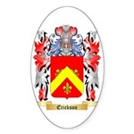 Erickson Sticker (Oval 50 pk)
