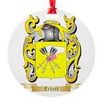 Erhart Round Ornament