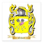 Erhart Square Car Magnet 3