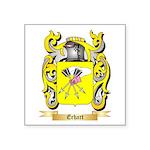 Erhart Square Sticker 3