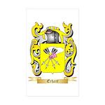 Erhart Sticker (Rectangle 50 pk)