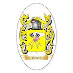 Erhart Sticker (Oval)