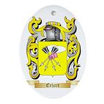 Erhart Ornament (Oval)