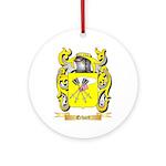 Erhart Ornament (Round)