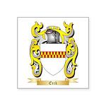 Erck Square Sticker 3
