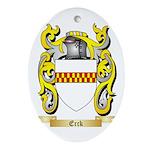 Erck Ornament (Oval)