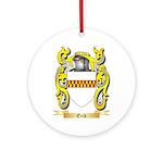 Erck Ornament (Round)