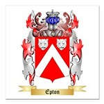 Epton Square Car Magnet 3