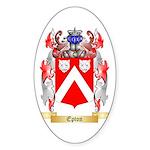 Epton Sticker (Oval 10 pk)