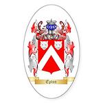 Epton Sticker (Oval 50 pk)