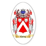 Epting Sticker (Oval 10 pk)