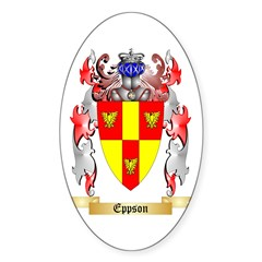 Eppson Sticker (Oval 50 pk)