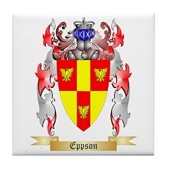 Eppson Tile Coaster