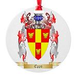 Epps Round Ornament