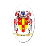 Epps 20x12 Oval Wall Decal