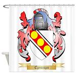Episcopo Shower Curtain
