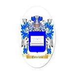 Enterlein Oval Car Magnet