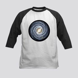 Milky Way Kids Baseball Jersey