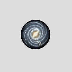 Milky Way Mini Button