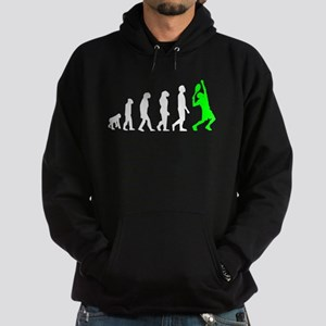 Tennis Evolution (Green) Hoody
