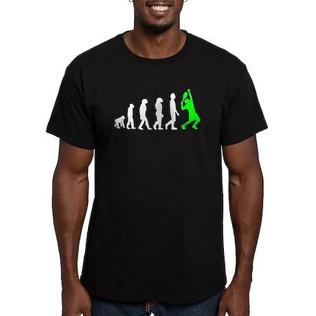 Tennis Evolution (Green) T-Shirt