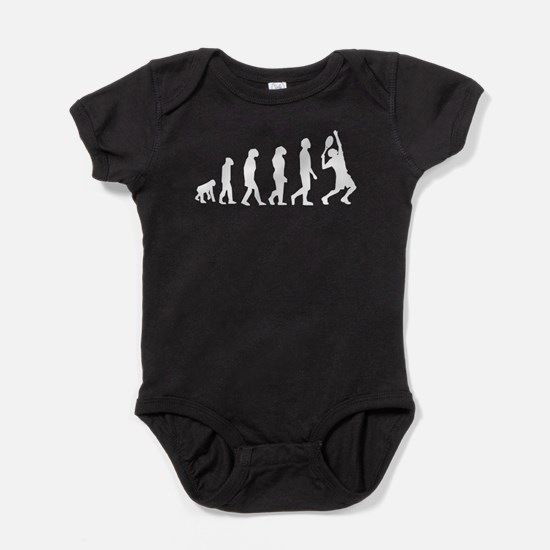 Tennis Evolution Baby Bodysuit