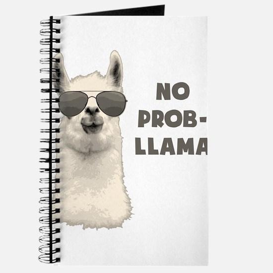 No Problem Llama Journal