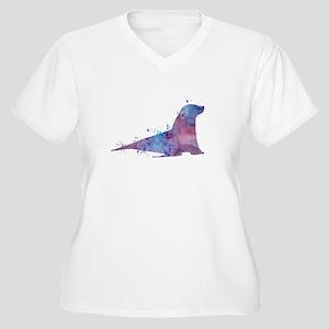 Sea lion Plus Size T-Shirt