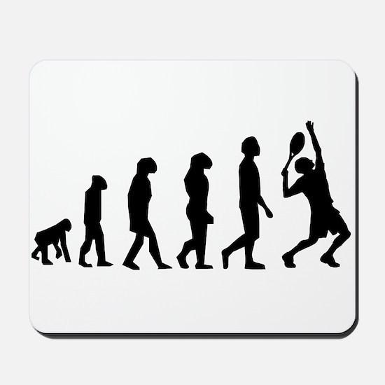 Tennis Evolution Mousepad