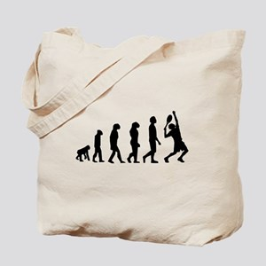 Tennis Evolution Tote Bag