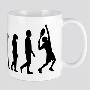 Tennis Evolution Mugs