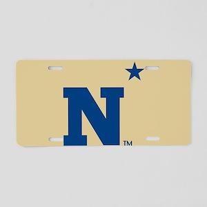 U.S. Naval Academy N Aluminum License Plate