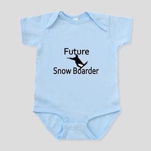 Future Snow Boarder Body Suit
