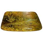 Beautiful Autumn Painting Bathmat