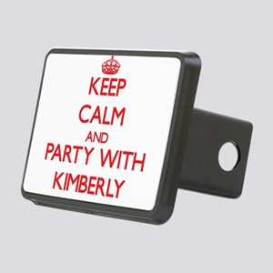 Keep Calm and Party with Kimberly Hitch Cover