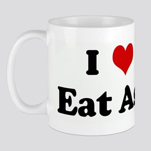 I Love Eat Ass Mug