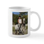 Gabe on Horse - Small Mug