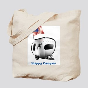 Happer Camper Tote Bag