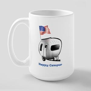 Happer Camper Large Mug