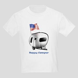 Happer Camper Kids Light T-Shirt