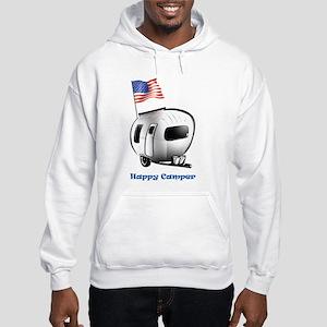 Happer Camper Hooded Sweatshirt