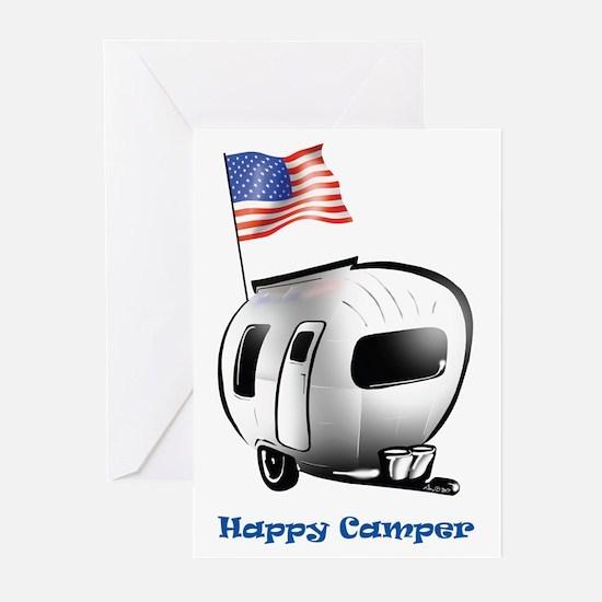Happer Camper Greeting Cards (Pk of 10)