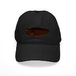 Black Brotula c Baseball Hat