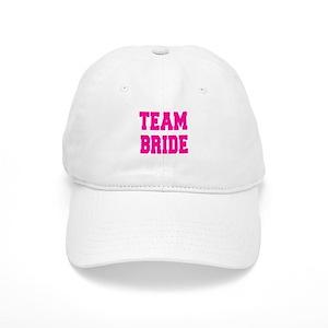 60bad2f323e Team Bride Hats - CafePress